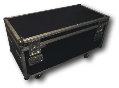 flight case malle pro multi fonctions sur roulettes neuf jsfrance. Black Bedroom Furniture Sets. Home Design Ideas