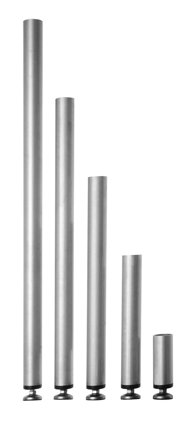 Prolyte pied ajustable pour praticable hauteur 100 cm - Pied de table hauteur 100 cm ...