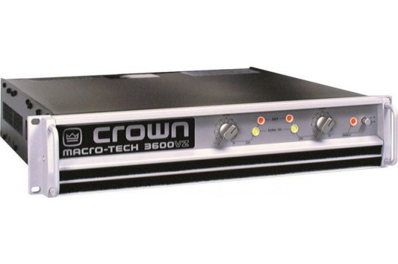 ampli sono crown occasion