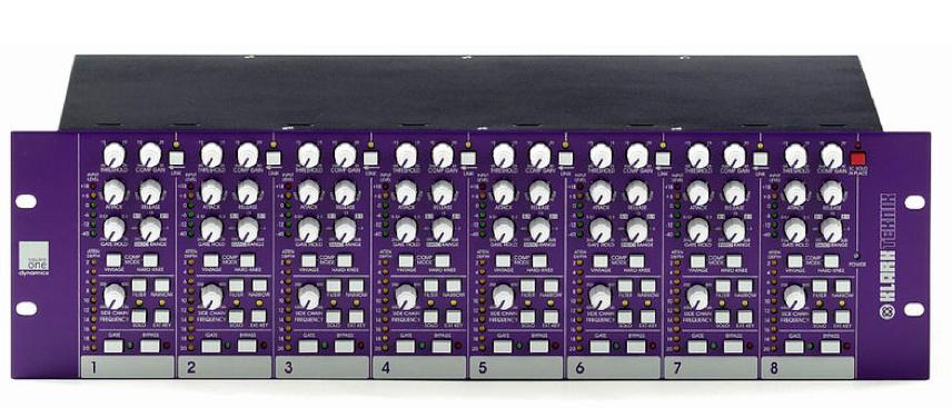 compresseur 8 canaux