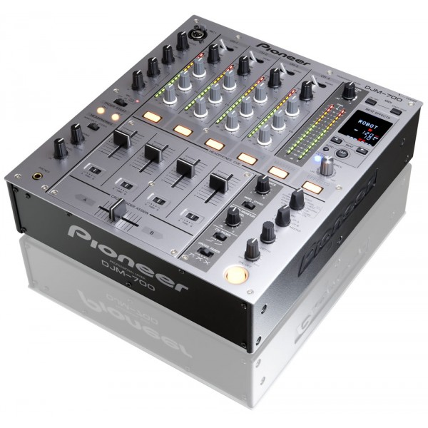 Pioneer table de mixage djm 700s arr t jsfrance - Table de mixage professionnelle studio ...