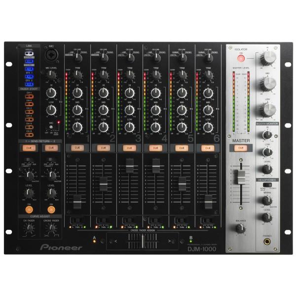 pioneer djm 1000 professional digital dj mixer new. Black Bedroom Furniture Sets. Home Design Ideas