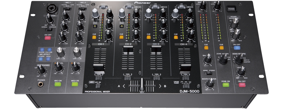 pioneer table de mixage djm 5000 arr t jsfrance. Black Bedroom Furniture Sets. Home Design Ideas