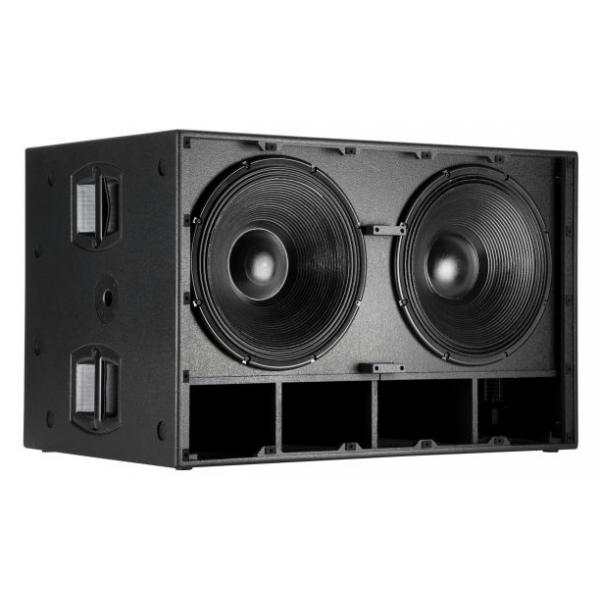 rcf caisson de basse actif forte puissance 2x18 sub 8006 as 2500w neuf jsfrance. Black Bedroom Furniture Sets. Home Design Ideas