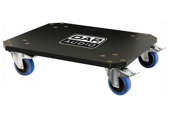 Dap audio wheel base for rack case new jsfrance - Planche a roulette ...