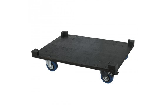 dap audio planche roulettes pour caisse de rangement 550x400x140mm neuf jsfrance. Black Bedroom Furniture Sets. Home Design Ideas