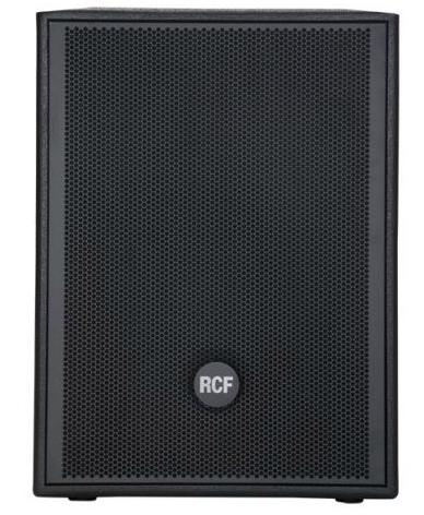 rcf caisson de basse amplifi 15 art 905 as 1000w. Black Bedroom Furniture Sets. Home Design Ideas