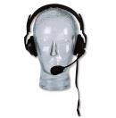 ASL - Combiné micro/casque 2 oreillettes HS2/D (Neuf)