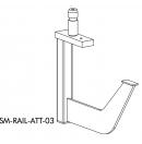 PROLYTE- Adaptateur rambarde 100 kg/m (Neuf)