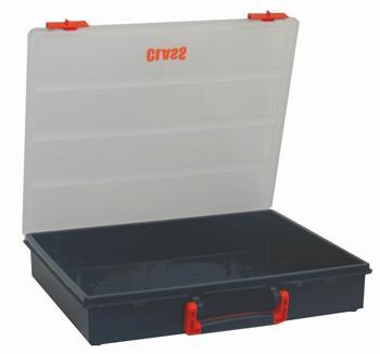 Storage s rie 5000 mallette de rangement sans - Boite rangement compartiment ...