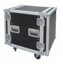 JV CASE - Flight-case rack 19'' 12U - 52 cm de profondeur (Neuf)