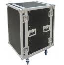 JV CASE - Flight-case rack 19'' 16U - 52 cm de profondeur (Neuf)