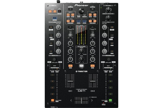 pioneer table de mixage djm t1 arr t jsfrance. Black Bedroom Furniture Sets. Home Design Ideas