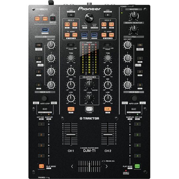 Pioneer table de mixage djm t1 arr t jsfrance - Table de mixage vinyle ...