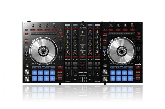pioneer contr leur 4 voies dj usb ddj sx inclus logiciel serato dj arr t jsfrance. Black Bedroom Furniture Sets. Home Design Ideas