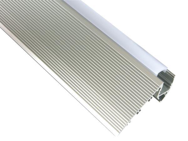 Velleman Profil Rond En Aluminium Pour Flexibles Led