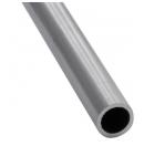 Tube Profilé rond aluminium diamètre 48 - épaisseur 2,5mm - Vendu par tube de 6 m (Neuf)