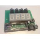 ROBE - Carte afficheur EZND41 V2 pour série XT sans PIC et EEPROM (Neuf)