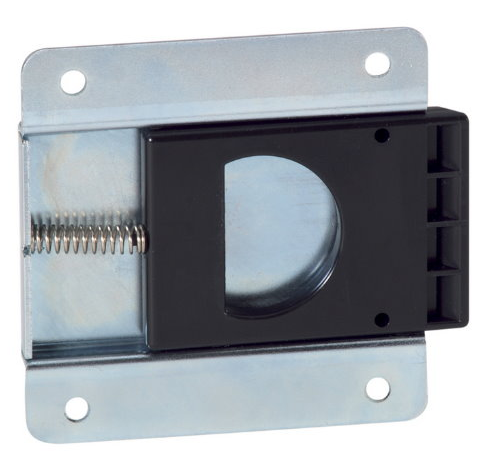 LOT NEUF de 50 SUPPORTS LED diam 3mm pour diverses applications couleur blanche