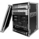 """ROAD READY - Flight-case 19"""" pour amplificateur 14U - 45 cm de profondeur (Neuf)"""