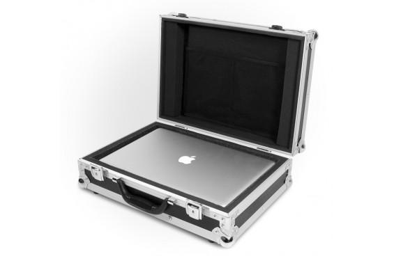 road ready flight case valise pour ordinateur portable 17 pouces neuf jsfrance. Black Bedroom Furniture Sets. Home Design Ideas