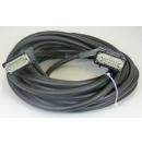 Câble Multipaire électrique HARTING 18x2,5x20,00m Professionnel - Noir (Neuf)
