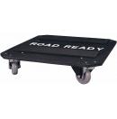 """ROAD READY - Plateau à roulettes RRWAD pour racks 19"""" 600x500 - 2 roulettes à freins (Neuf)"""