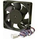 PAPST - Ventilateur 8412 N/2GL - 12VCC - 0,5W (Neuf)
