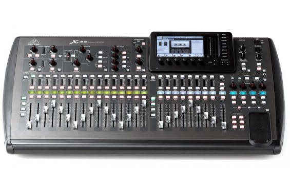 Behringer table de mixage num rique x32 16 bus 32 for Table de mixage xpress 6 keywood