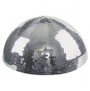 SHOWTEC - Demi-boule à facettes 40cm avec moteur à fixer sur mur ou plafond (Neuf)