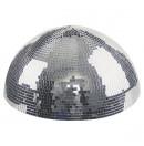 SHOWTEC - Demi-boule à facettes 50cm avec moteur à fixer sur mur ou plafond (Neuf)