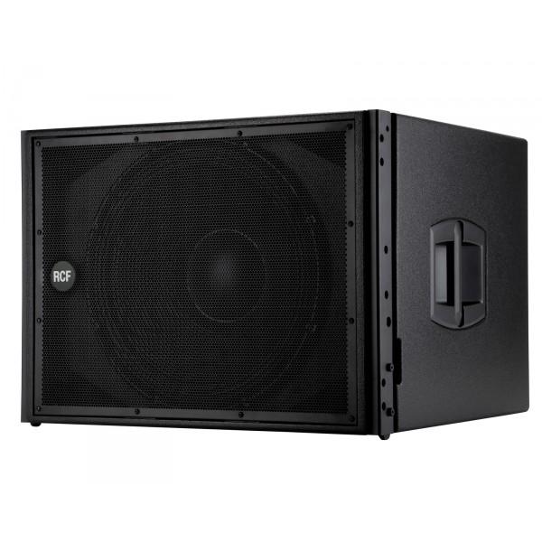 rcf caisson de basse actif 18 hdl 18as 1000w neuf jsfrance. Black Bedroom Furniture Sets. Home Design Ideas