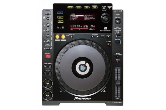pioneer lecteur cdj 900 occasion jsfrance. Black Bedroom Furniture Sets. Home Design Ideas