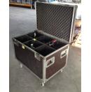 Flight-case pour 6 Dataflash avec roues (Occasion)