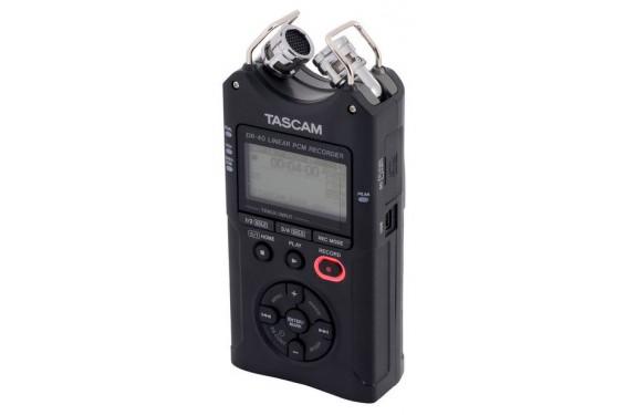 tascam enregistreur audio num rique portable dr 40v2 wav mp3 neuf jsfrance. Black Bedroom Furniture Sets. Home Design Ideas
