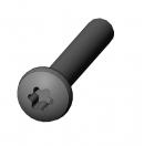 MARTIN - Vis M3x20 ph torx - Noir pour lyre MARTIN (Neuf)