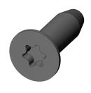 MARTIN - Vis M5x16 cs torx tapt - Noir pour lyre MARTIN (Neuf)
