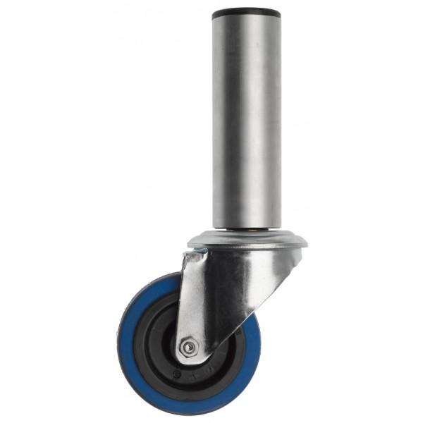 prolyte pied simple roulette pour praticable hauteur 40 cm neuf jsfrance. Black Bedroom Furniture Sets. Home Design Ideas