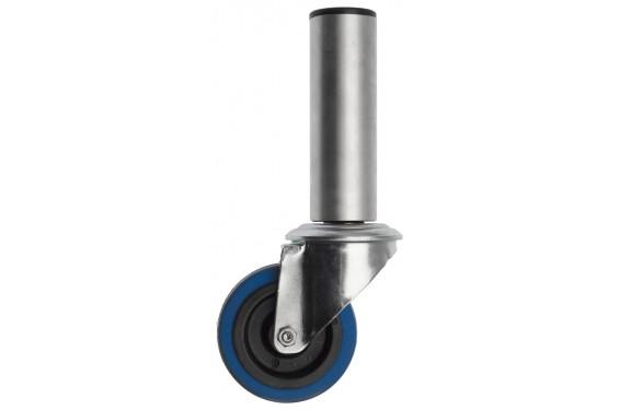 prolyte pied simple roulette pour praticable hauteur 50 cm neuf jsfrance. Black Bedroom Furniture Sets. Home Design Ideas