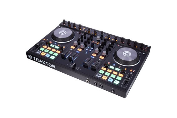 native instrument contr leur dj usb kontrol s4 mk2 neuf jsfrance. Black Bedroom Furniture Sets. Home Design Ideas