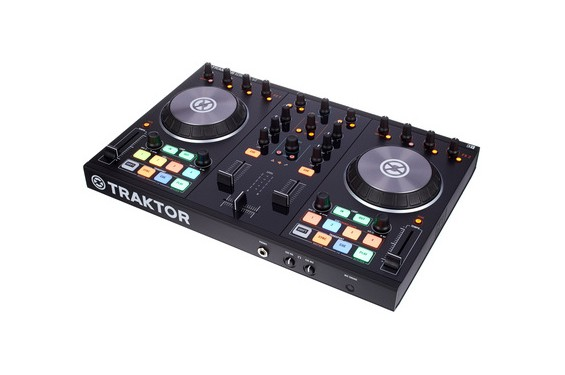 native instrument contr leur dj usb kontrol s2 mk2 neuf jsfrance. Black Bedroom Furniture Sets. Home Design Ideas