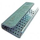 Chape - Standard - Ouverture - Acier 13x28mm - 5000mm - Boîte de 2000 (Neuf)