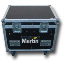 Flight-case pour 2 lyres MARTIN Mac 700 (Occasion)