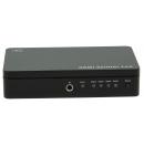 KONIG - Répartiteur HDMI 4 ports avec support 3D - HQSSH200 - HQ (Neuf)