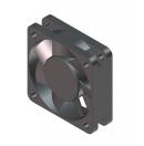 MARTIN - Ventilateur Fan 24V 92x92x25 - 4 fils pour lyre MARTIN (Neuf)