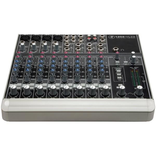 Mackie table de mixage analogique 1202 vlz occasion jsfrance - Console analogique occasion ...