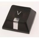 """MARTIN - Touche de clavier """"v"""" pour Console lumière série M (Neuf)"""