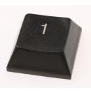 """MARTIN - Touche de clavier """"1"""" pour Console lumière série M (Neuf)"""