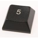 """MARTIN - Touche de clavier """"5"""" pour Console lumière série M (Neuf)"""