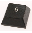 """MARTIN - Touche de clavier """"6"""" pour Console lumière série M (Neuf)"""